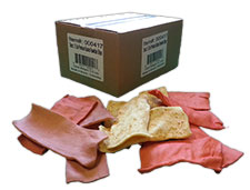 5 lbs. Premium Natural Basted Strips