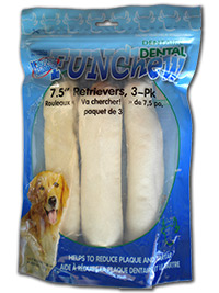 Dental Rawhide Retrievers